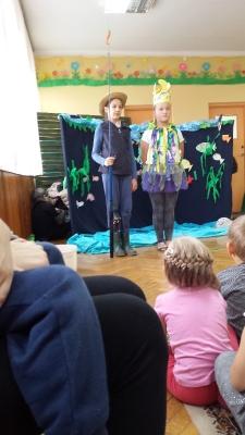 Przedstawienie ekologiczne 06.11.2014r.