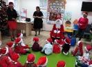 Mikołaj z wizytą w ,,Małych Misiach''