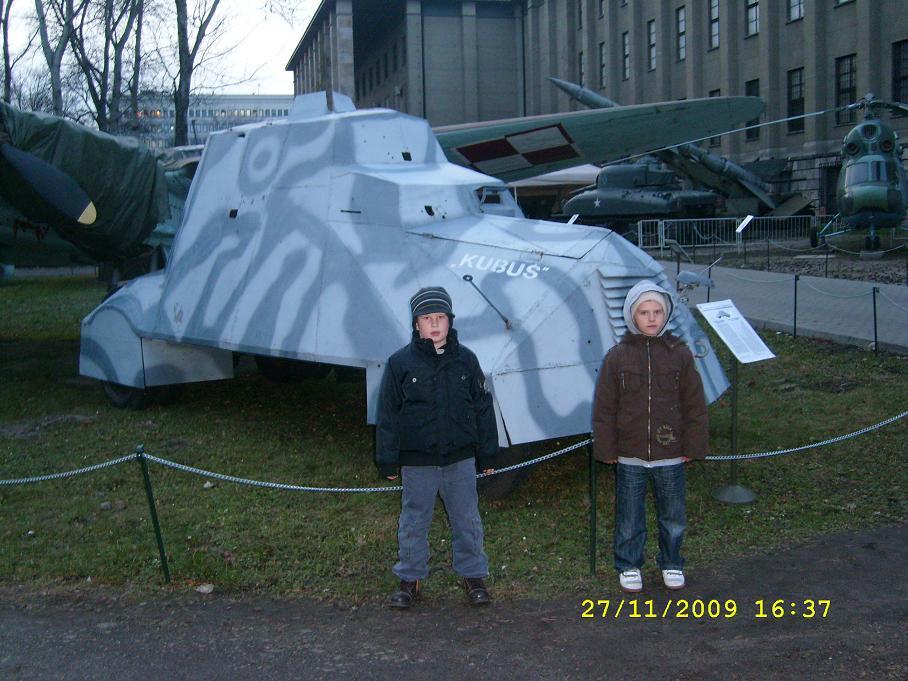 . Wycieczka do Warszawy
