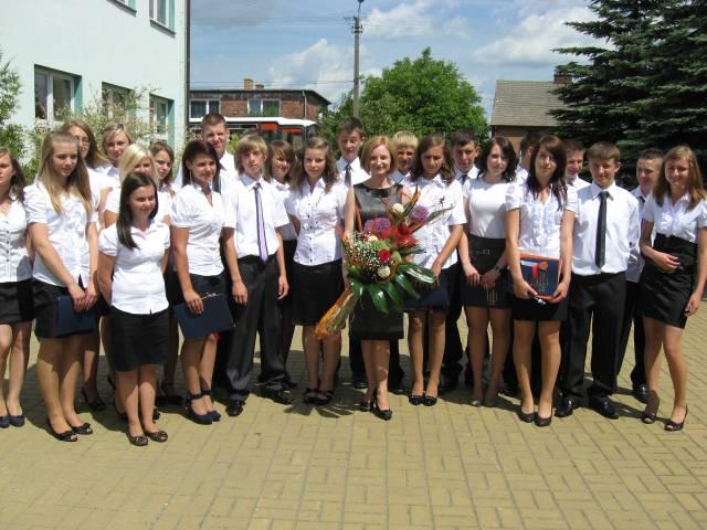 . Zakończenie roku szkolnego 2010/2011