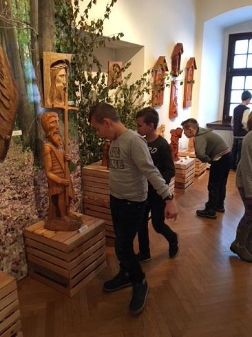 . Wizyta w Muzeum