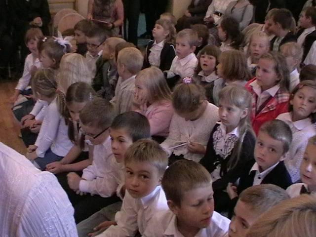 . Rozpoczęcie roku szkolnego 2010/2011