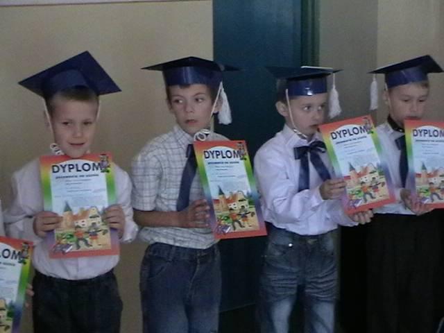 . Ślubowanie klasy I SP 2011